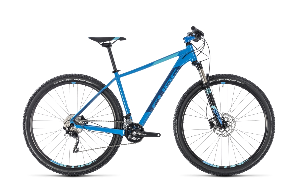 Cube Attention SL aqua´n´blue 2018 Größe: 23´´ - Bergmann Bike & Outdoor