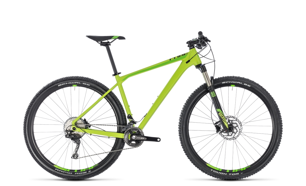 Cube Reaction Pro green´n´black 2018 Größe: 19´´ - Bergmann Bike & Outdoor