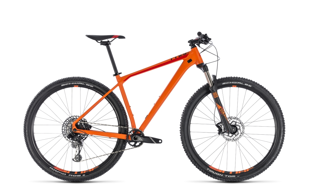 Cube Reaction Race orange´n´red 2018 Größe: 15´´ - Bergmann Bike & Outdoor