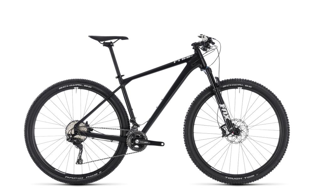 Cube Reaction SL black´n´white 2018 Größe: 19´´ - Cube Bikes » Fahrrad kaufen im Cube Bike Store Fahrrad Shop