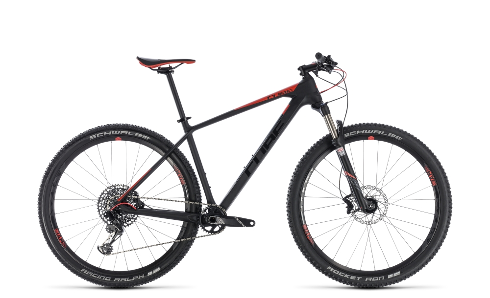 Cube Reaction C:62 Pro carbon´n´red 2018 Größe: 17´´ - Bergmann Bike & Outdoor
