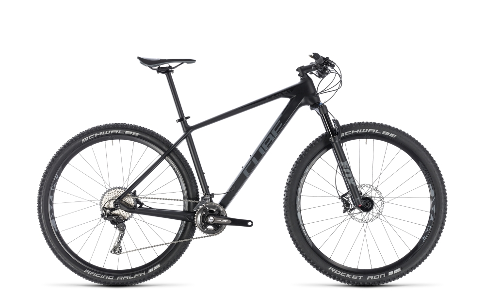 Cube Reaction C:62 Race carbon´n´grey 2018 Größe: 15´´ - Bergmann Bike & Outdoor