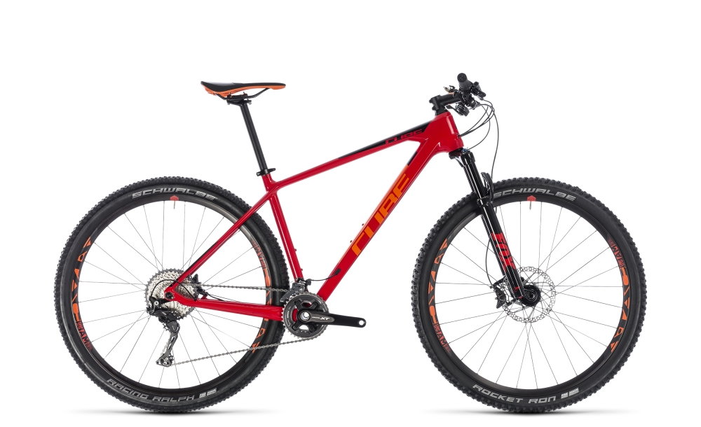 Cube Reaction C:62 Race red´n´orange 2018 Größe: 15´´ - Bergmann Bike & Outdoor