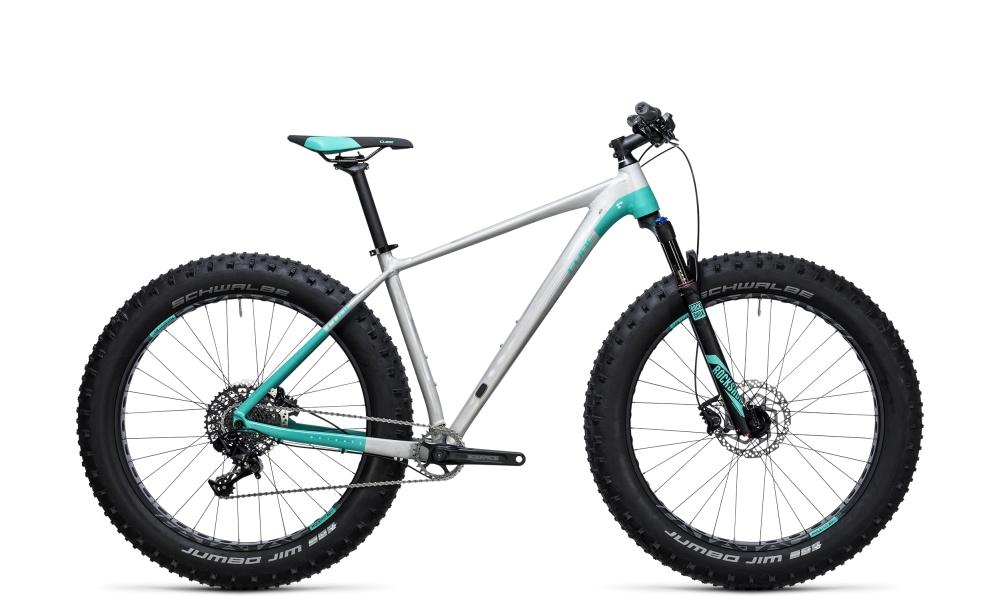Cube Nutrail Pro raw´n´mint 2018 Größe: 19´´ - Bergmann Bike & Outdoor