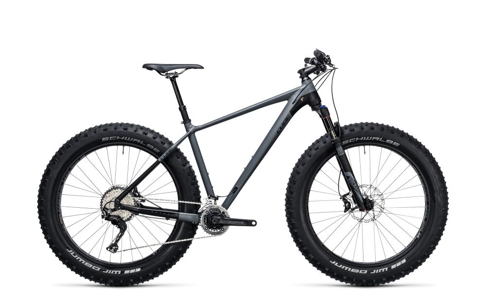 Cube Nutrail Race grey´n´black 2018 Größe: 15´´ - Bergmann Bike & Outdoor