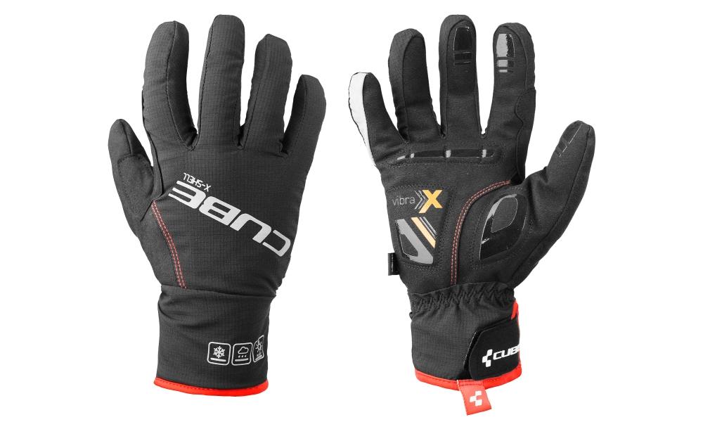 Natural Fit Handschuhe  X-Shell Langfinger Größe: M (8) - Natural Fit Handschuhe  X-Shell Langfinger Größe: M (8)