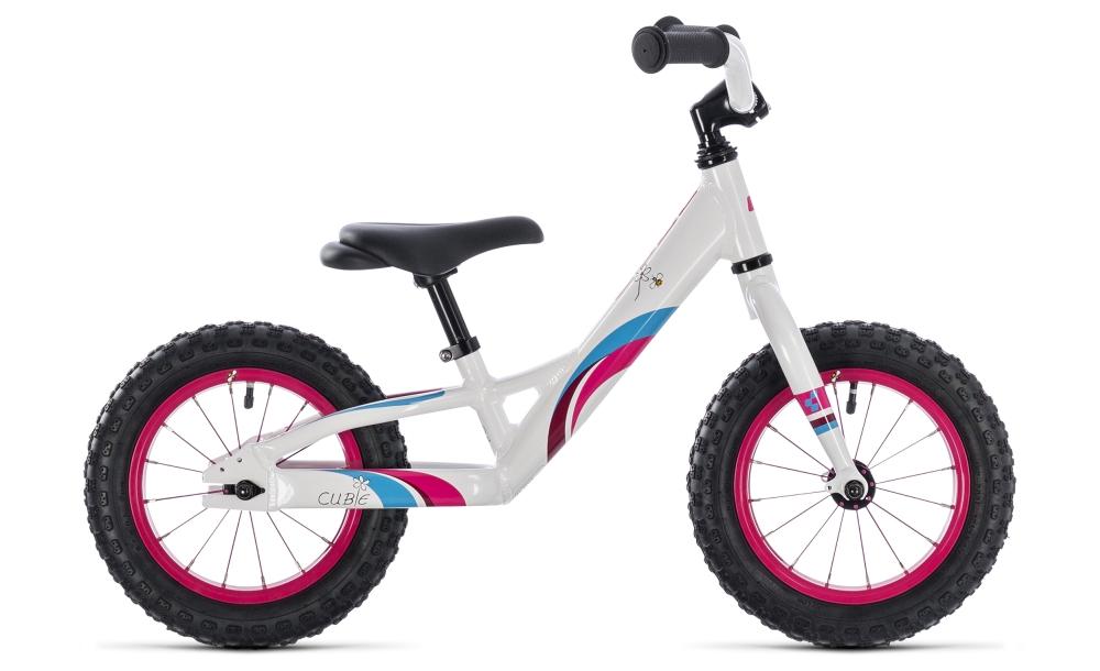 Cube Cubie 120 girl white´n´pink 2018 Größe: 12´´ - Bergmann Bike & Outdoor