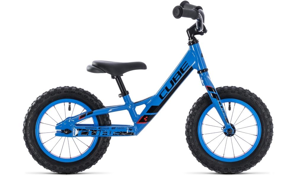 Cube Cubie 120 action team blue 2018 Größe: 12´´ - Bergmann Bike & Outdoor