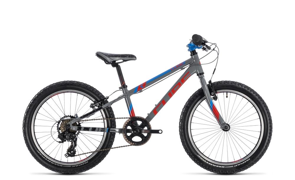 Cube Kid 200 action team grey 2018 Größe: 20´´ - Bikesport Scheid - Ihr Fahrradfachgeschäft im Saarland