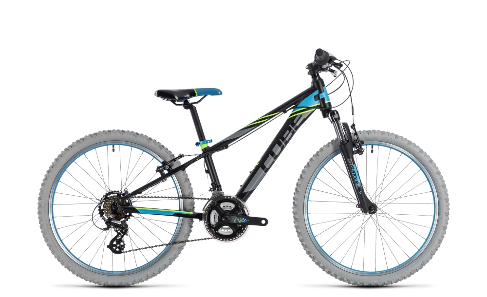 Cube Kid 240 black´n´blue 2018 Größe: 24´´ - Bergmann Bike & Outdoor
