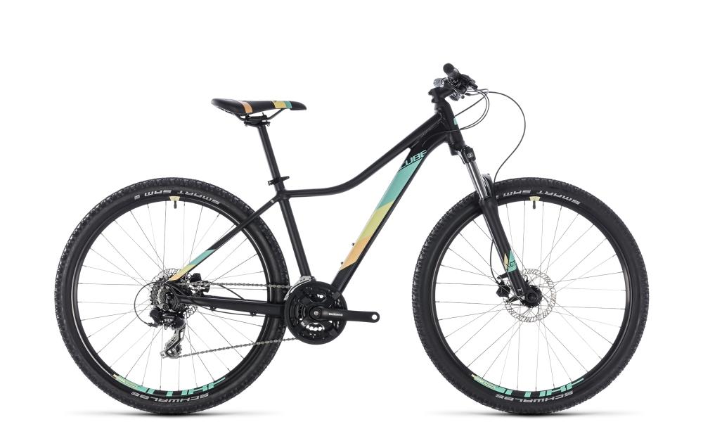 Cube Access WS EAZ black´n´mint 2018 Größe: 16´´ - Cube Bikes » Fahrrad kaufen im Cube Bike Store Fahrrad Shop