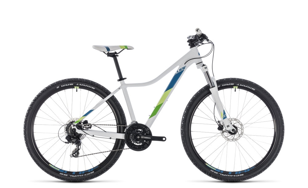 Cube Access WS EAZ white´n´green 2018 Größe: 19´´ - Bergmann Bike & Outdoor