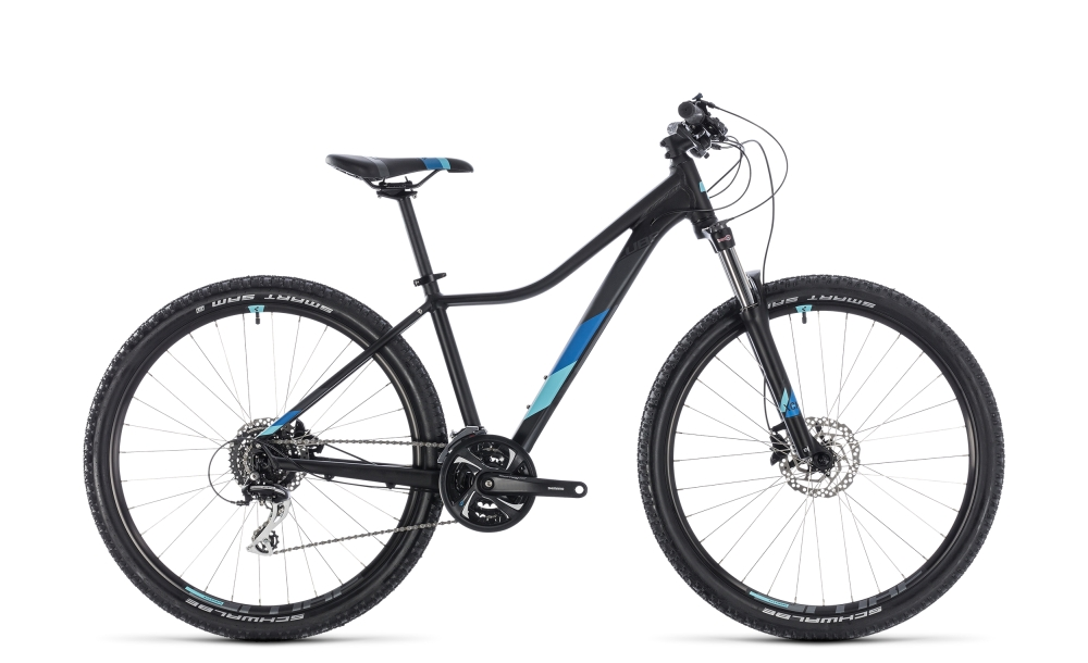 Cube Access WS Exc black´n´blue 2018 Größe: 13,5´´ - Bergmann Bike & Outdoor