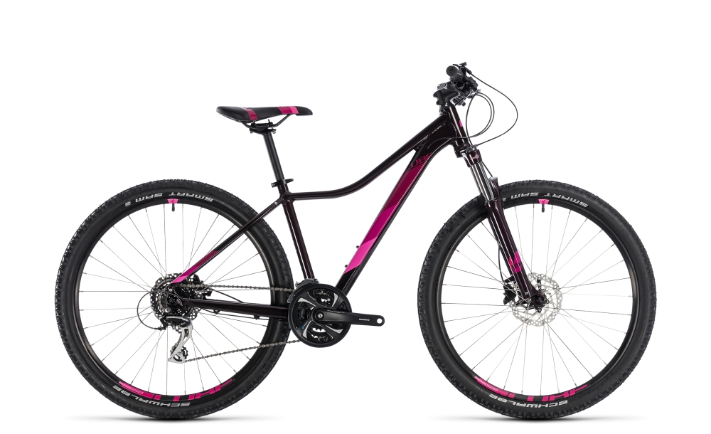 Cube Access WS Exc hazypurple´n´berry 2018 Größe: 13,5´´ - Bergmann Bike & Outdoor
