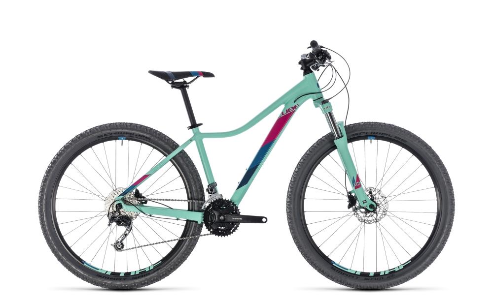 Cube Access WS Pro mint´n´raspberry 2018 Größe: 17´´ - Cube Bikes » Fahrrad kaufen im Cube Bike Store Fahrrad Shop