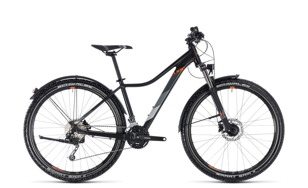 Cube Access WS Pro Allroad black´n´orange 2018 Größe: 13,5´´ - Bergmann Bike & Outdoor