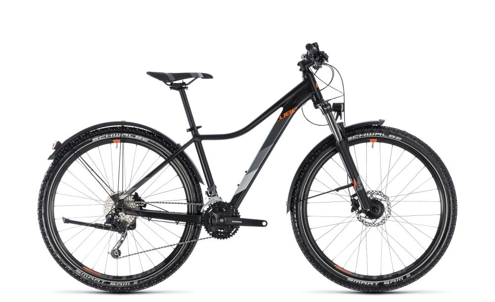 Cube Access WS Pro Allroad black´n´orange 2018 Größe: 13,5´´ - Bikesport Scheid - Ihr Fahrradfachgeschäft im Saarland
