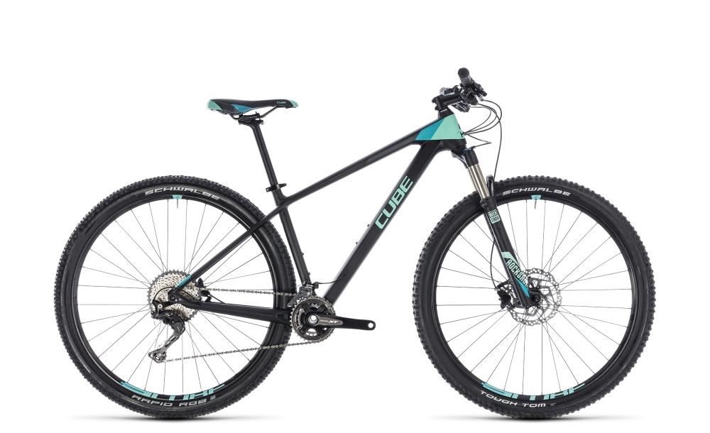 Cube Access WS C:62 Pro carbon´n´mint 2018 Größe: 13,5´´ - Bergmann Bike & Outdoor