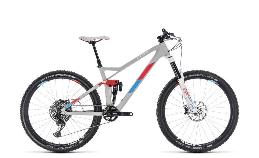 Cube Sting WS 140 HPC SL 27.5 team ws 2018 Größe: 13,5´´ - Bikesport Scheid - Ihr Fahrradfachgeschäft im Saarland