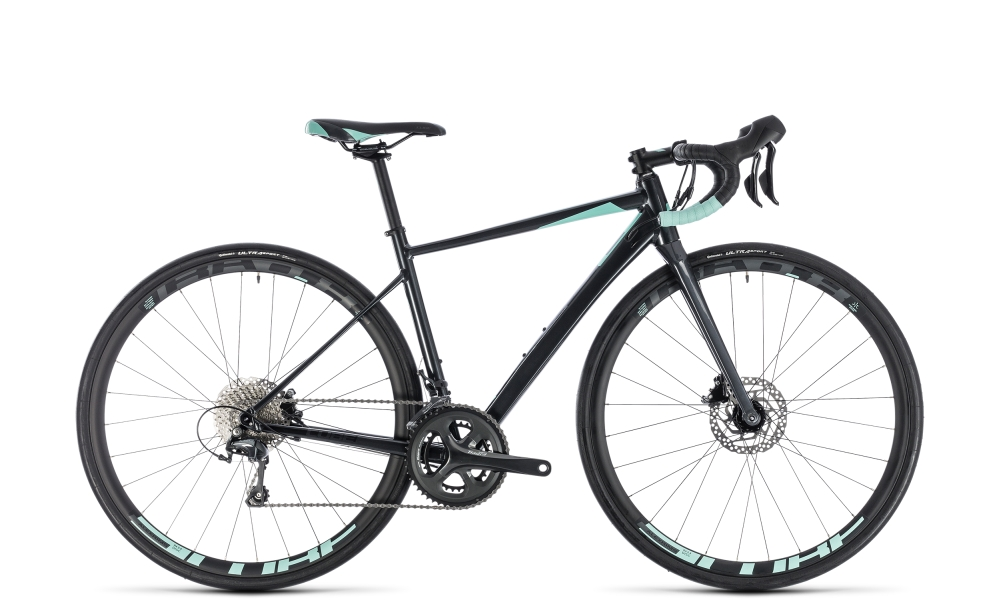 Cube Axial WS Race Disc iridium´n´mint 2018 Größe: 47 cm - Bergmann Bike & Outdoor