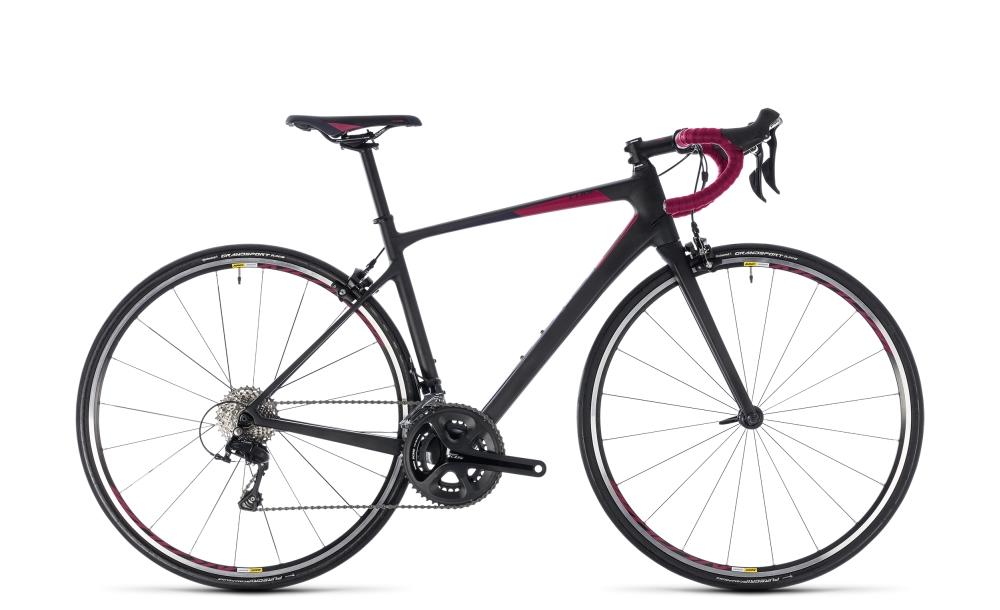 Cube Axial WS GTC Pro carbon´n´berry 2018 Größe: 47 cm - Bikesport Scheid - Ihr Fahrradfachgeschäft im Saarland