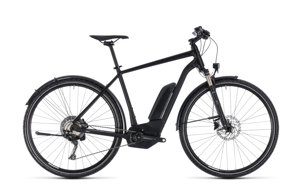 Cube Cross Hybrid Race Allroad 500 black´n´white 2018 Größe: 54 cm - Cube Cross Hybrid Race Allroad 500 black´n´white 2018 Größe: 54 cm