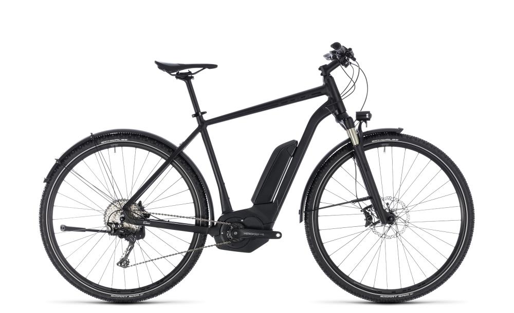 Cube Cross Hybrid SL Allroad 500 black edition 2018 Größe: 54 cm - Cube Bikes » Fahrrad kaufen im Cube Bike Store Fahrrad Shop