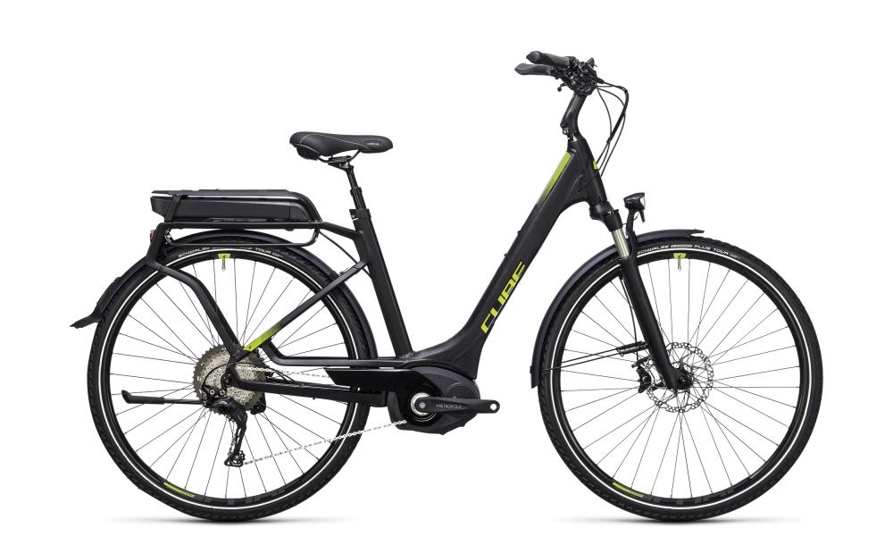Cube Kathmandu Hybrid Pro 500 iridium´n´green 2018 Größe: Easy Entry 46 cm - Bikesport Scheid - Ihr Fahrradfachgeschäft im Saarland