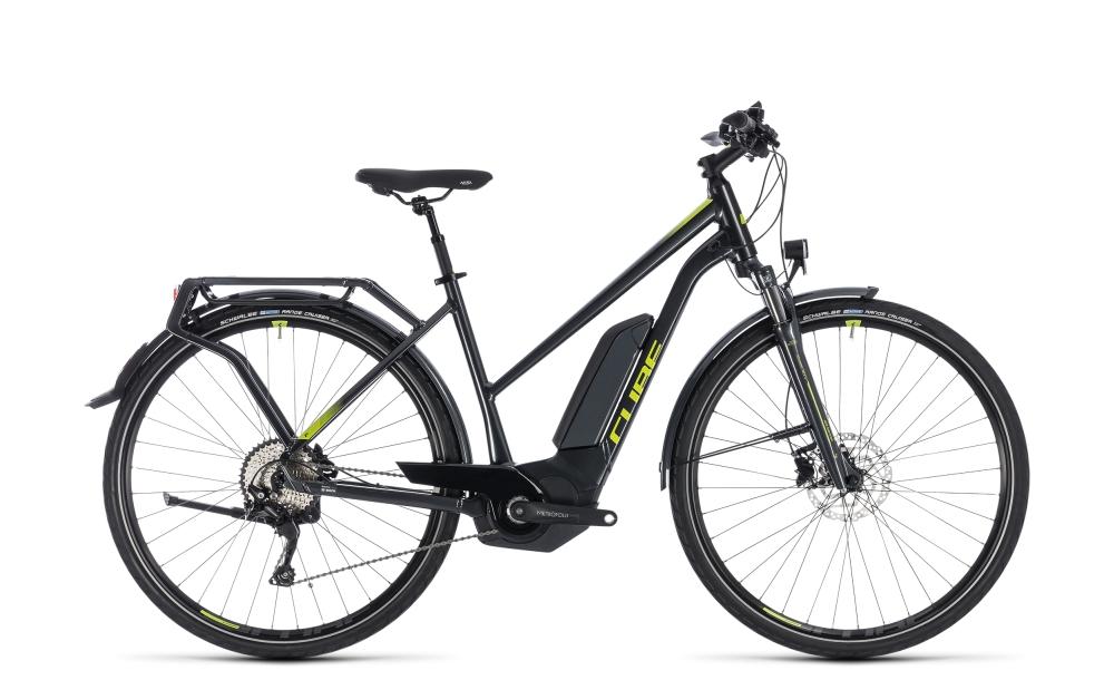 Cube Kathmandu Hybrid Pro 500 iridium´n´green 2018 Größe: Trapeze 50 cm - Cube Bikes » Fahrrad kaufen im Cube Bike Store Fahrrad Shop