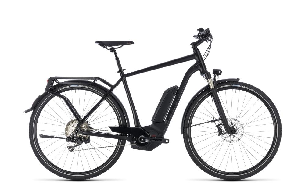 Cube Kathmandu Hybrid SL 500 black edition 2018 Größe: 54 cm - Cube Bikes » Fahrrad kaufen im Cube Bike Store Fahrrad Shop
