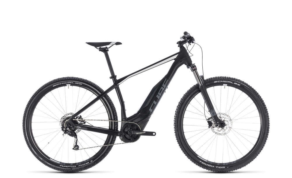 Cube Acid Hybrid ONE 400 29 black´n´white 2018 Größe: 15´´ - Bikesport Scheid - Ihr Fahrradfachgeschäft im Saarland
