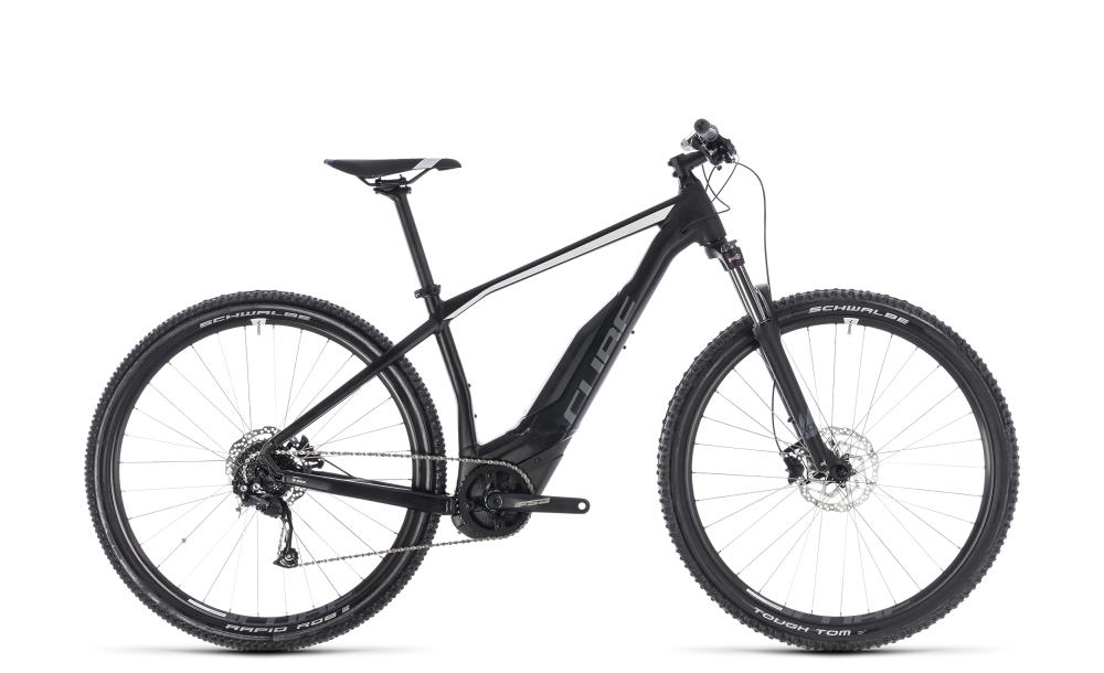 Cube Acid Hybrid ONE 500 29 black´n´white 2018 Größe: 15´´ - Bikesport Scheid - Ihr Fahrradfachgeschäft im Saarland