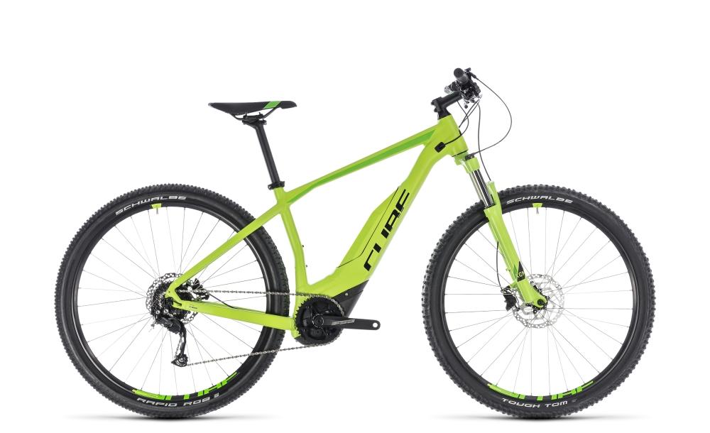 Cube Acid Hybrid ONE 400 29 green´n´black 2018 Größe: 15´´ - Bikesport Scheid - Ihr Fahrradfachgeschäft im Saarland