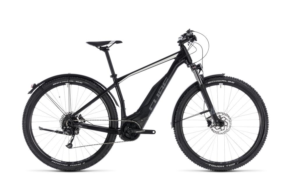 Cube Acid Hybrid ONE Allroad 400 29 black´n´white 2018 Größe: 15´´ - Bikesport Scheid - Ihr Fahrradfachgeschäft im Saarland