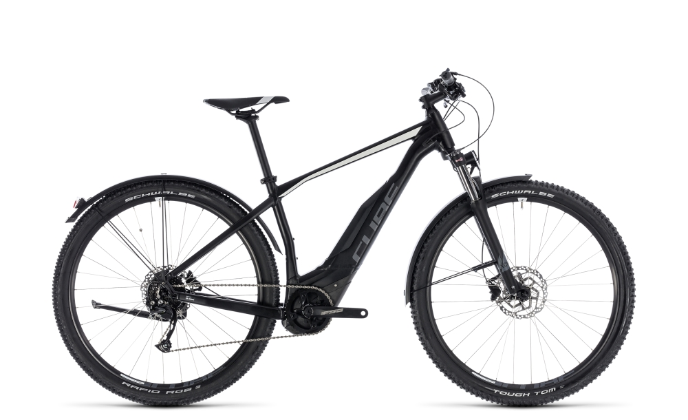 Cube Acid Hybrid ONE Allroad 500 29 black´n´white 2018 Größe: 15´´ - Bergmann Bike & Outdoor