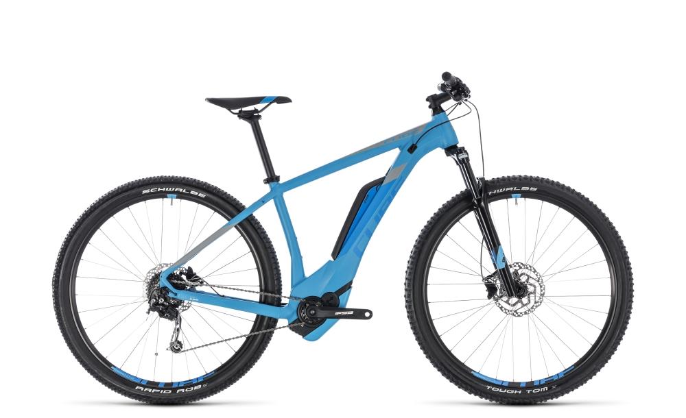Cube Reaction Hybrid ONE 500 reefblue´n´blue 2018 Größe: 16´´ - Bergmann Bike & Outdoor