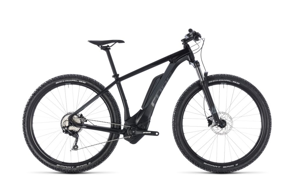 Cube Reaction Hybrid Pro 500 black´n´grey 2018 Größe: 19´´ - Cube Bikes » Fahrrad kaufen im Cube Bike Store Fahrrad Shop