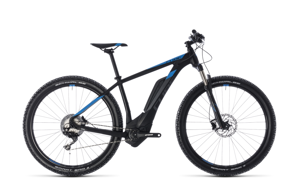 Cube Reaction Hybrid Race 500 black´n´blue 2018 Größe: 19´´ - Cube Bikes » Fahrrad kaufen im Cube Bike Store Fahrrad Shop