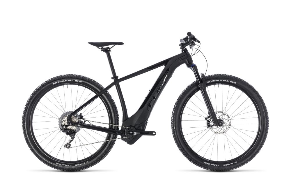 Cube Reaction Hybrid SL 500 black edition 2018 Größe: 16´´ - Bikesport Scheid - Ihr Fahrradfachgeschäft im Saarland