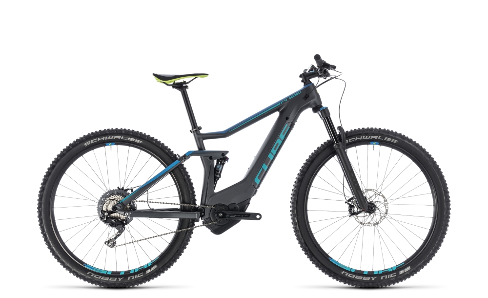 Cube Stereo Hybrid 120 HPC Race 500 iridium´n´blue 2018 Größe: 16´´ - Bikesport Scheid - Ihr Fahrradfachgeschäft im Saarland
