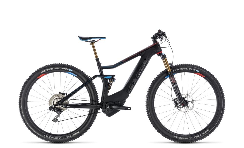 Cube Stereo Hybrid 120 HPC SLT 500 zeroblack 2018 Größe: 16´´ - Bikesport Scheid - Ihr Fahrradfachgeschäft im Saarland