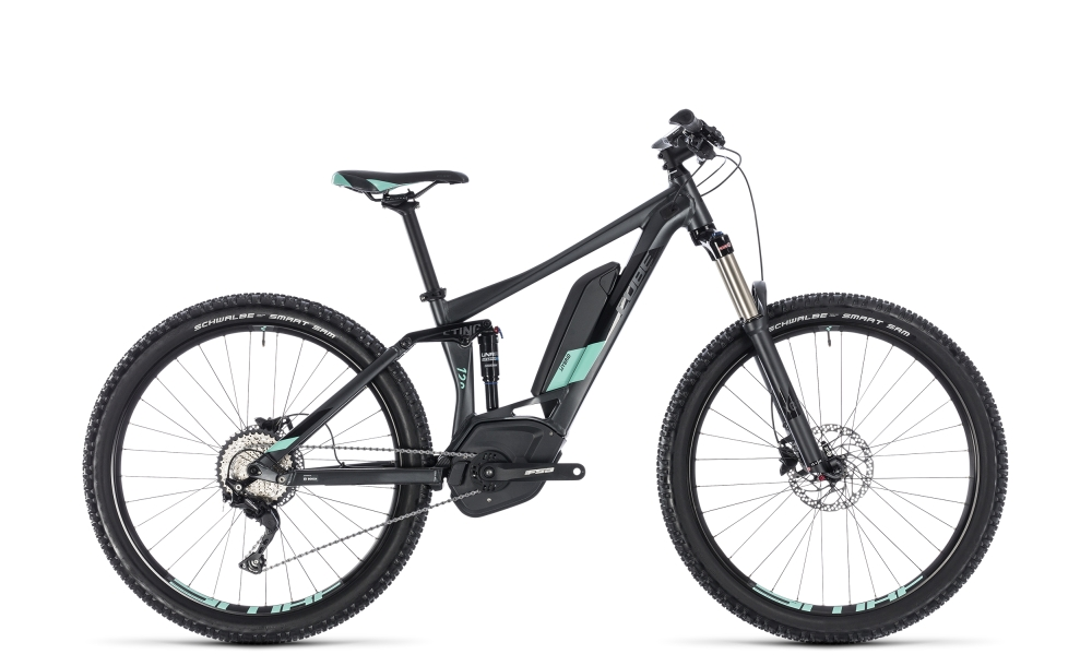 Cube Sting Hybrid 120 Race ONE 500 27.5 iridium´n´mint 2018 Größe: 16´´ - Bergmann Bike & Outdoor