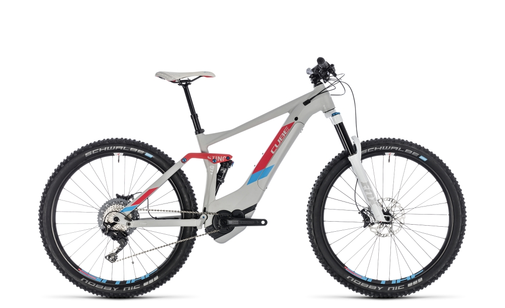 Cube Sting Hybrid 140 SL 500 27.5 team ws 2018 Größe: 16´´ - Bergmann Bike & Outdoor