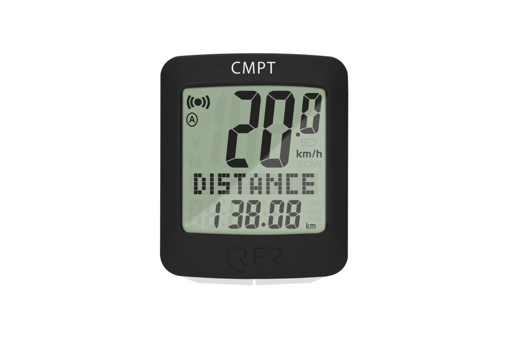 Fahrradcomputer CMPT - Fahrradcomputer CMPT