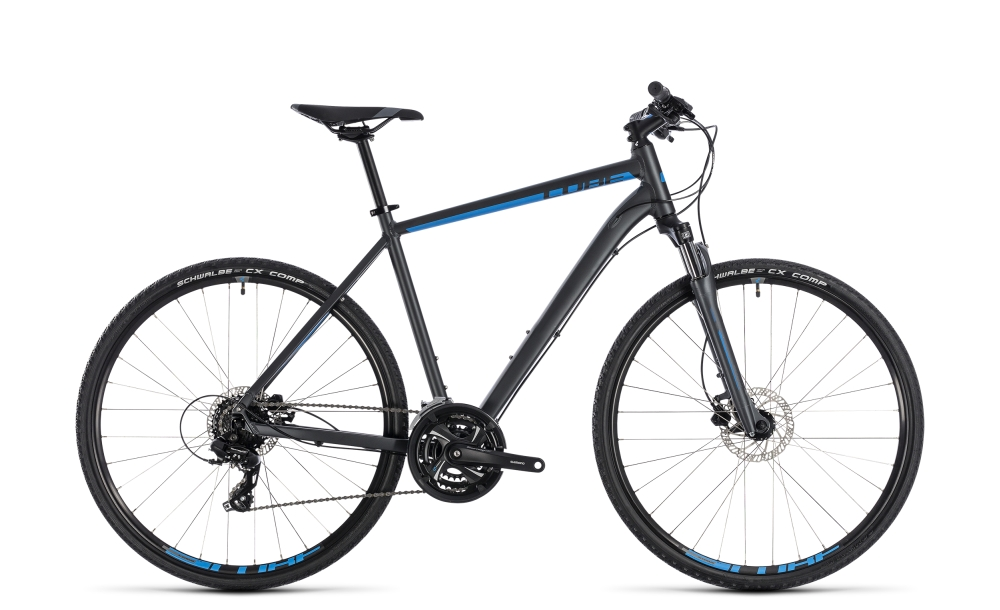 Cube Nature iridium´n´blue 2018 Größe: 46 cm - Bergmann Bike & Outdoor