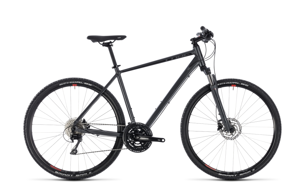 Cube Nature EXC iridium´n´red 2018 Größe: 46 cm - Bergmann Bike & Outdoor