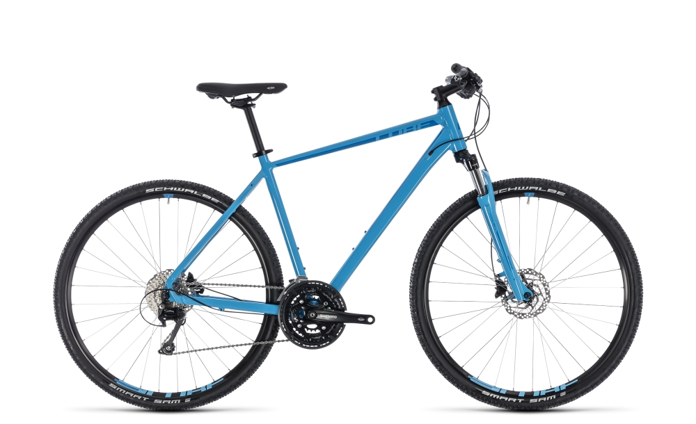Cube Nature EXC blue´n´blue 2018 Größe: 46 cm - Bergmann Bike & Outdoor