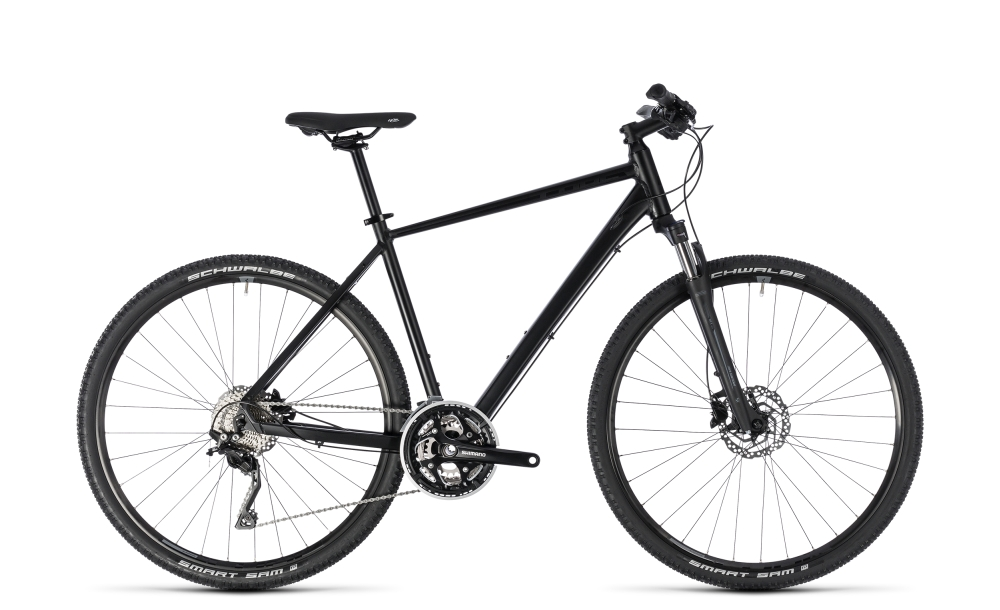 Cube Nature SL black´n´grey 2018 Größe: 54 cm - Bergmann Bike & Outdoor