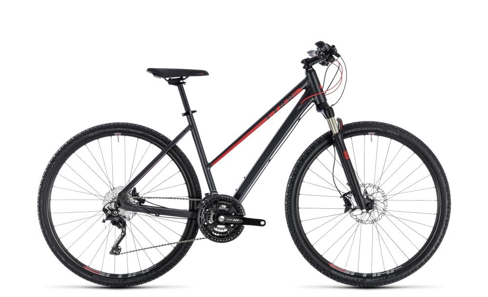 Cube Cross EXC iridium´n´red 2018 Größe: Trapeze 46 cm - Bergmann Bike & Outdoor