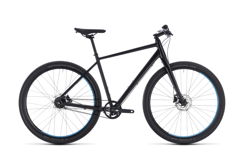 Cube Hyde Pro black´n´blue 2018 Größe: 54 cm - Bergmann Bike & Outdoor